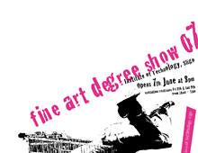 Sligo IT – Fine Art Degree Show