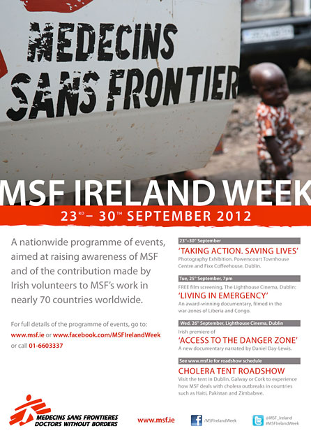 Médecins Sans Frontières Ireland
