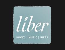Liber bookshop logo