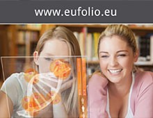 Pop-up Stands for EUfolio Conference