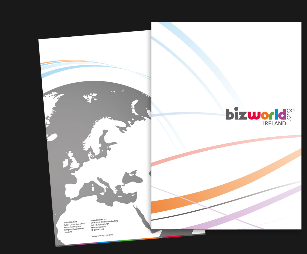 BizWorld Ireland website