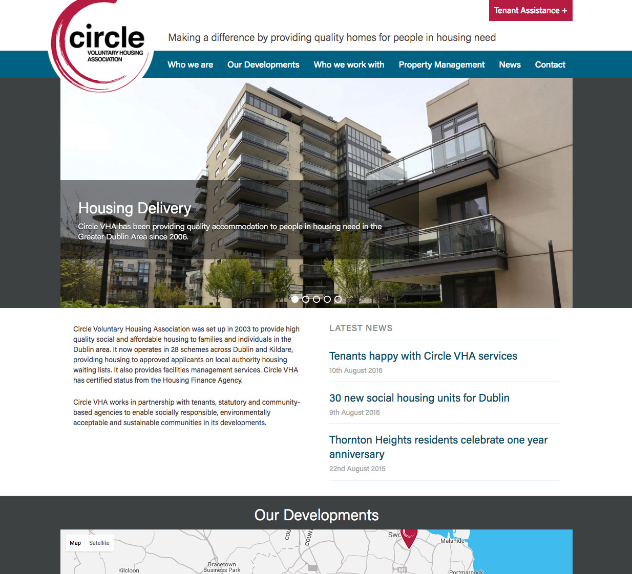 Circle Voluntary Housing Association 1