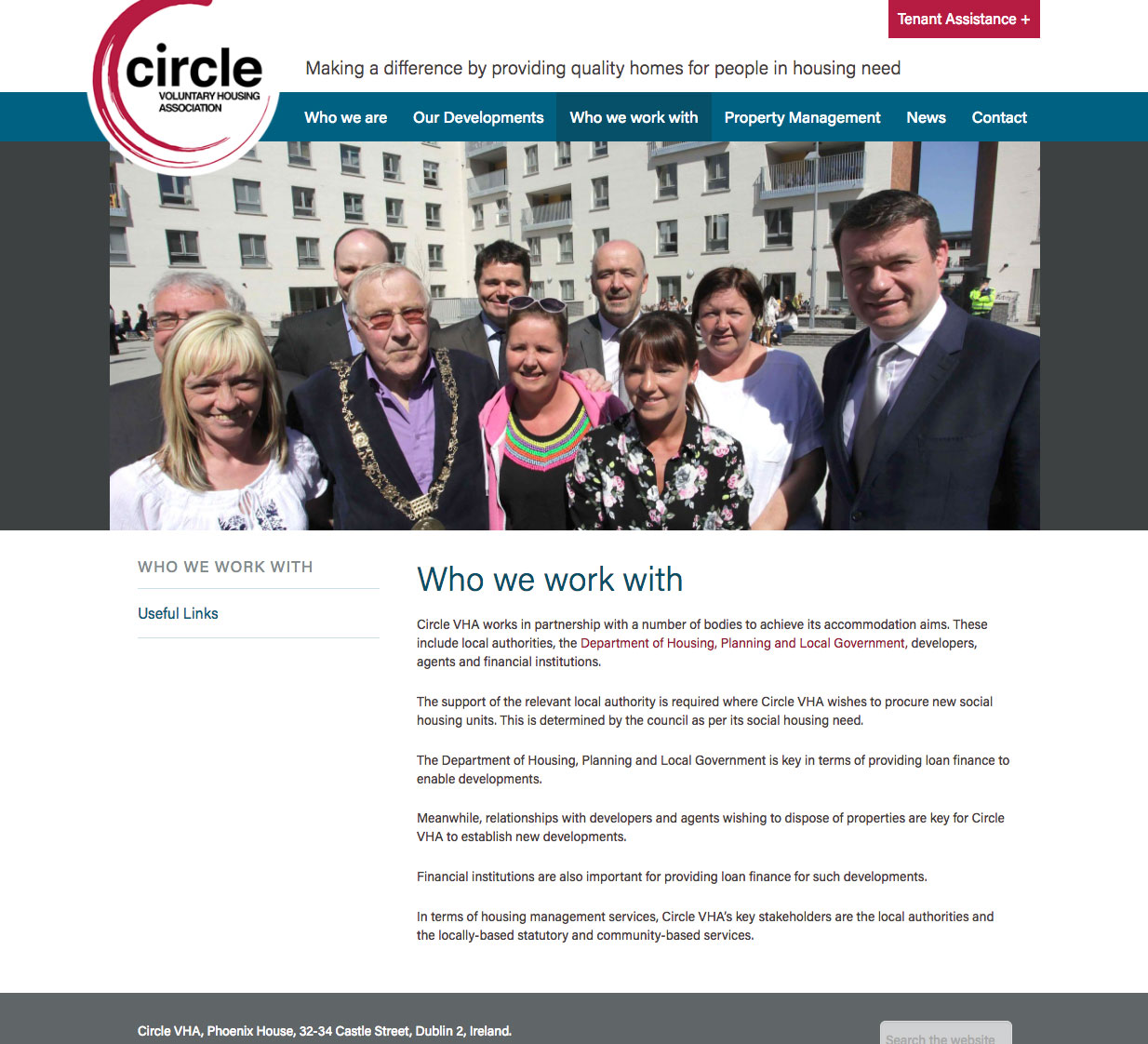 Circle Voluntary Housing Association 3