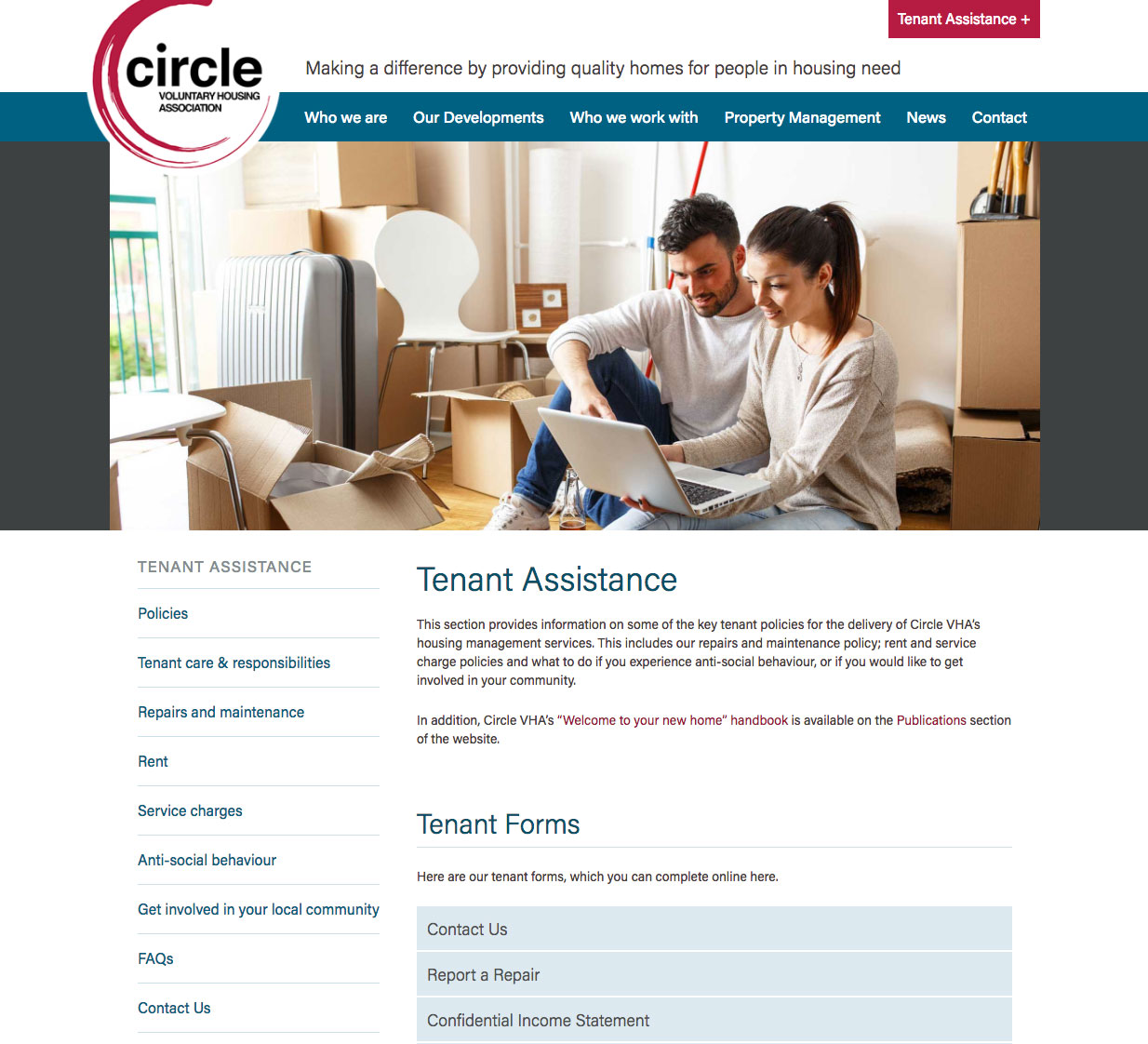 Circle Voluntary Housing Association 4