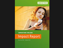 Impact Report for Samaritans Ireland