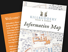 Killruddery Map